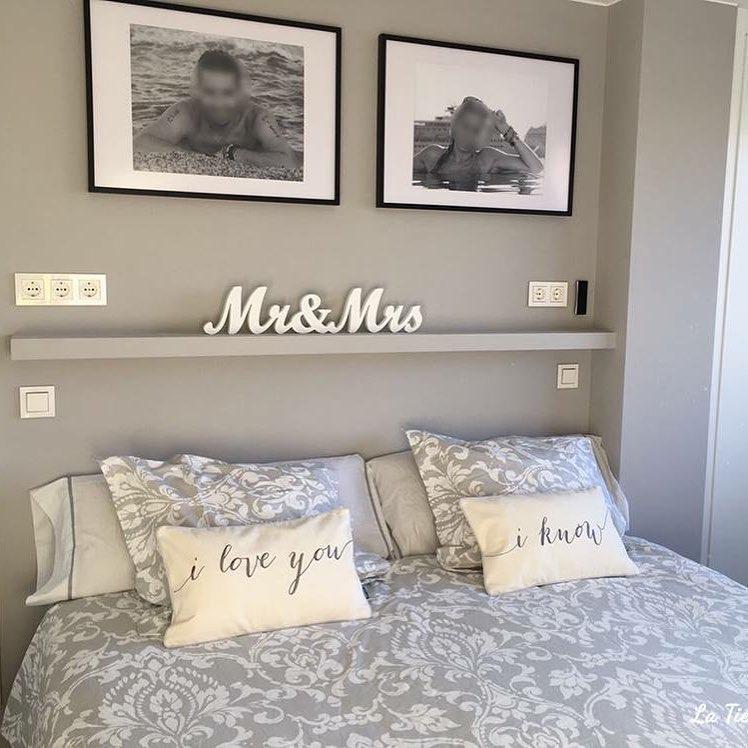 Mais personalidade e charme para o seu lar com letras decorativas